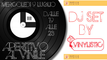 VINYLISTIC @ BARILLA CENTER