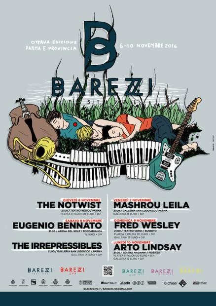 Locandina Barezzi Festival 2014 600