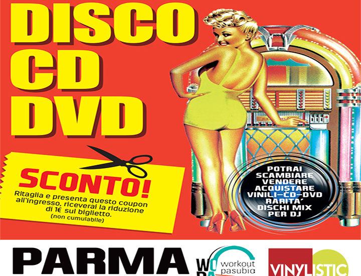 I DJS DI VINYLISTIC IN CONSOLLE ALLA FIERA DEL DISCO