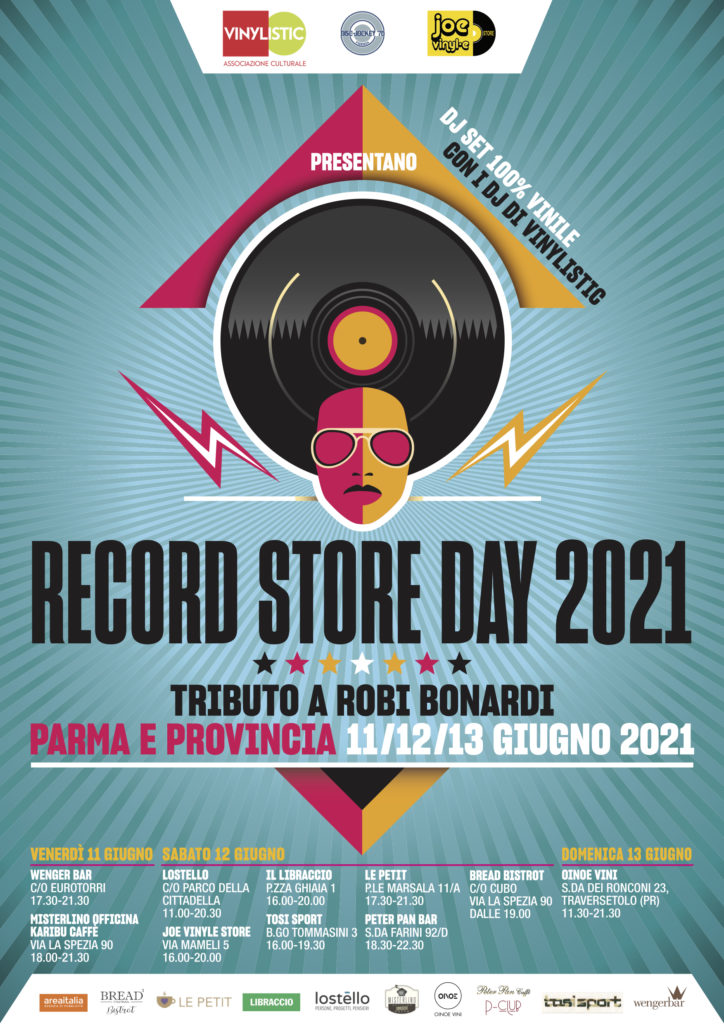 Record Store Day 2021 Parma