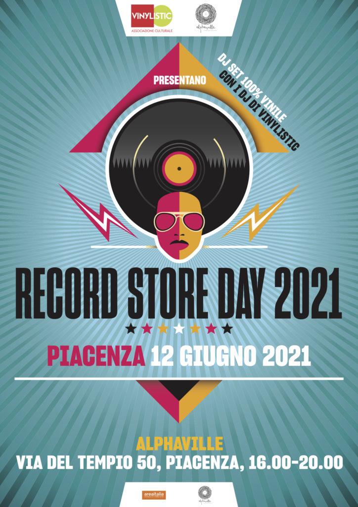 Record Store Day 2021 Piacenza